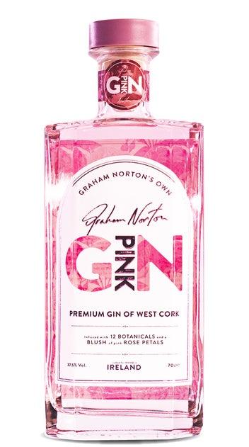 Graham Norton Pink Gin 700ml