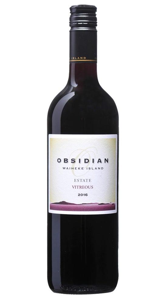 """Obsidian """"Vitreous"""""""
