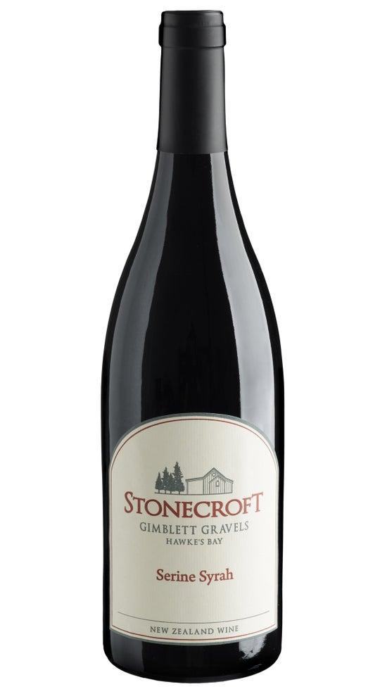 Stonecroft Gimblett Gravels Serine Syrah