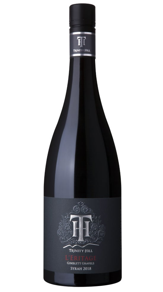Trinity Hill Single Vineyard l'Eritage Syrah
