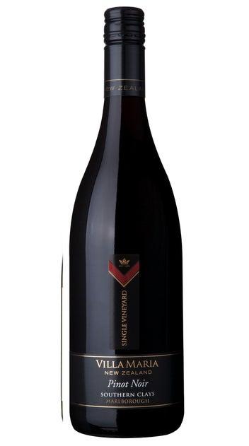 2017 Villa Maria Single Vineyard Southern Clays Pinot Noir