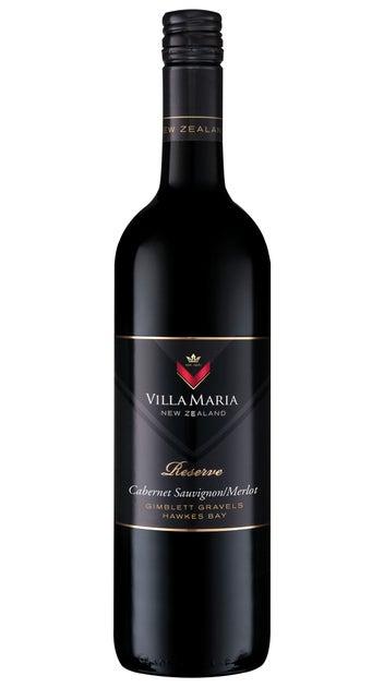2018 Villa Maria Reserve Gimblett Gravels Cabernet Sauvignon Merlot