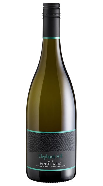 2018 Elephant Hill Pinot Gris
