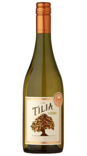 2018 Tilia Chardonnay