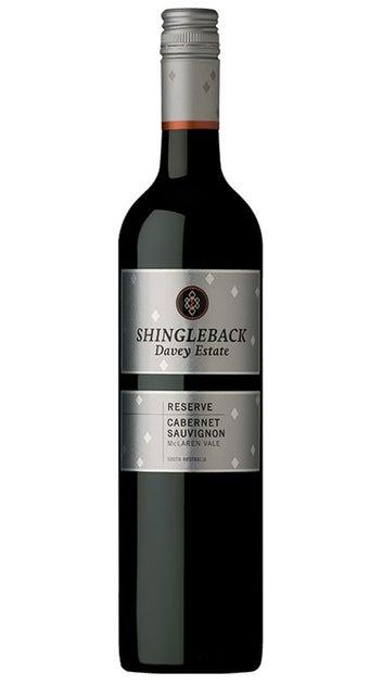 2018 Shingleback The Davey Estate Cabernet Sauvignon