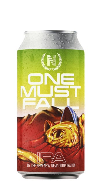New New New One Must Fall IPA 440ml can