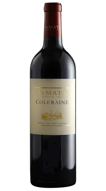2018 Te Mata Estate Coleraine