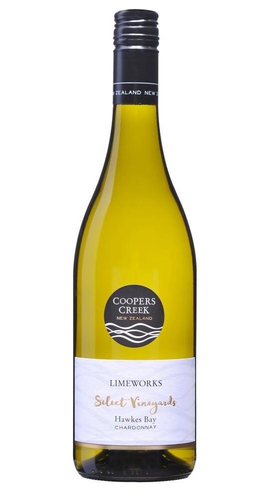 Coopers Creek Select Vineyard Limeworks Chardonnay
