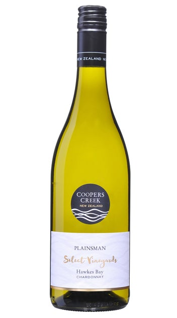 2018 Coopers Creek Select Vineyard Chardonnay 'Plainsman'