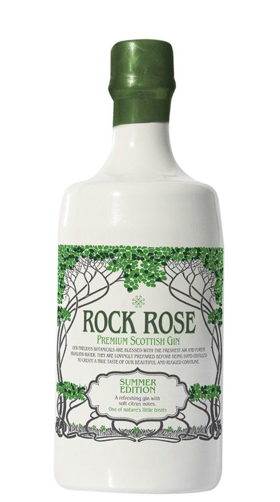 Rock Rose Summer Edition Gin