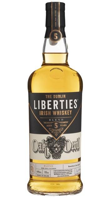 5 The Dubliner Liberties Oak Devil