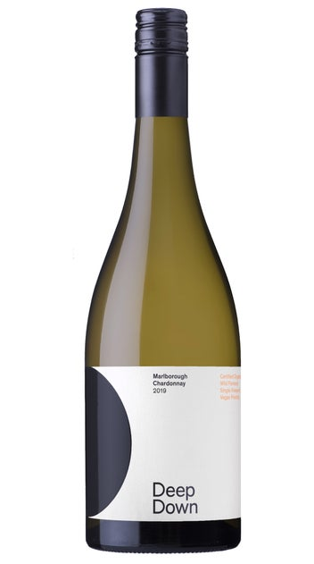 2019 Deep Down Chardonnay