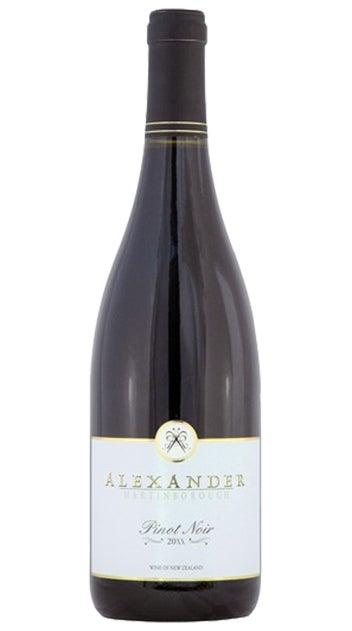 2018 Alexander Pinot Noir