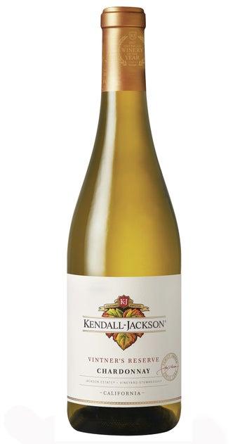 2018 Kendall Jackson Vintner's Reserve Chardonnay
