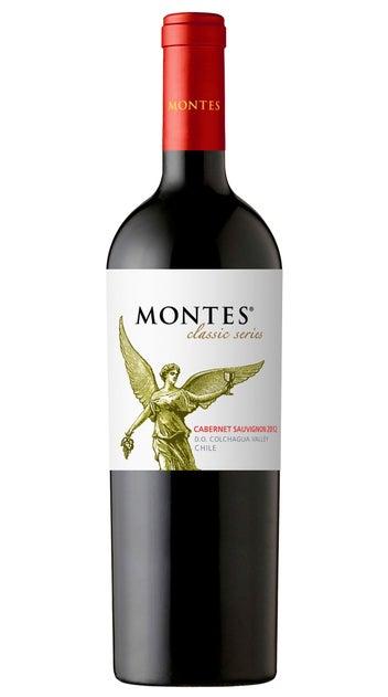 2018 Montes Classic Cabernet Sauvignon