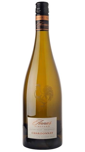 2017 Vavasour Anna's Vineyard Awatere Valley Chardonnay