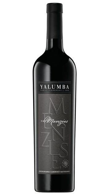 2015 Yalumba The Menzies Coonawarra Cabernet Sauvignon