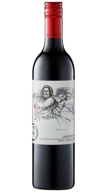 2018 Zonte's Footstep Lake Doctor Shiraz