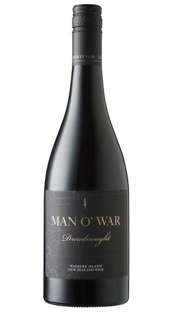 2017 Man O' War Dreadnought Syrah