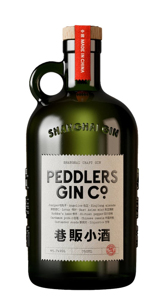 Peddlers Gin 750ml