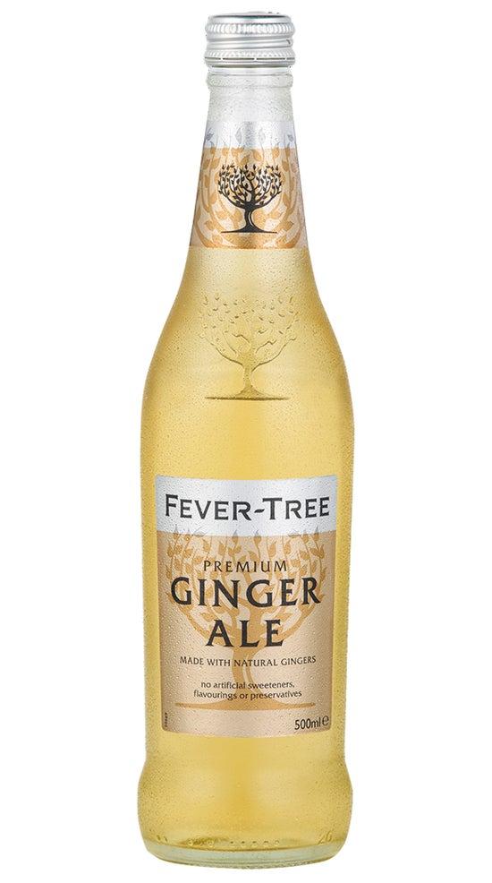 Fever Tree Ginger Ale 500ml bottle