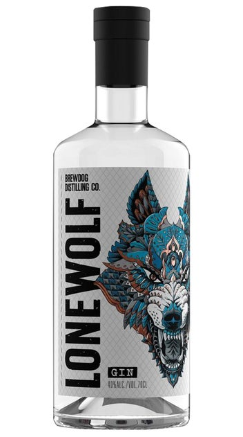 BrewDog Lone Wolf Dry Gin 700ml
