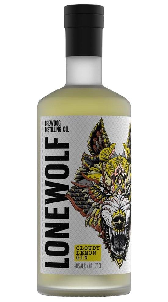 BrewDog Lone Wolf Cloudy Lemon Gin 700ml