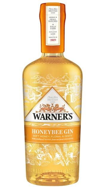 Warner's Honeybee Gin 700ml