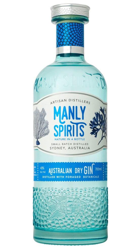 Manly Spirits Australian Dry Gin 700ml