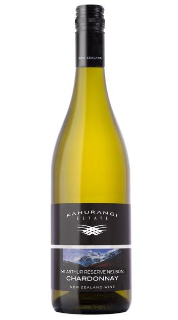 2019 Kahurangi Estate Mt Arthur Reserve Chardonnay