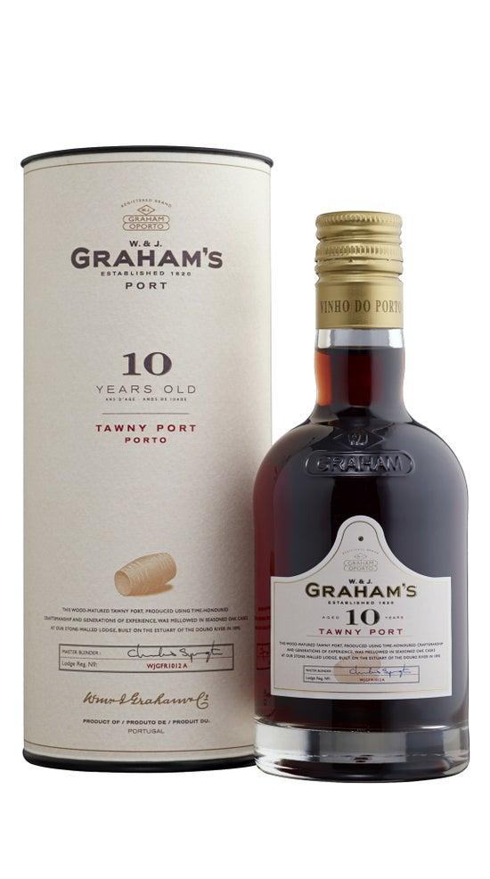 Graham's 10 Year Old Tawny Port 200ml