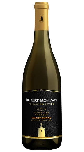 2018 Robert Mondavi Bourbon Barrel Chardonnay