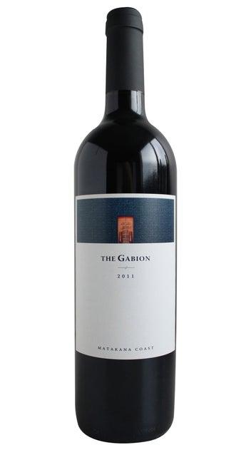 2011 The Gabion Cabernet Franc Merlot