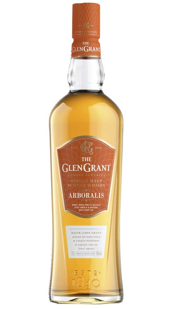 Glen Grant Arboralis 700ml bottle