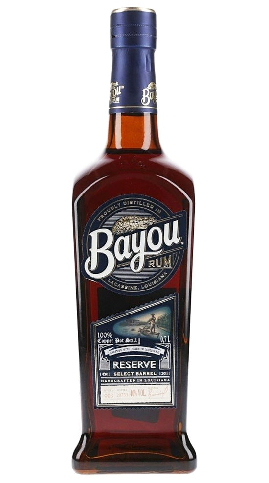Bayou Reserve Rum