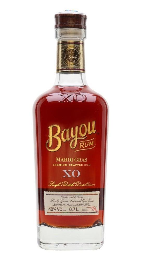 Bayou XO Mardi Gras Rum