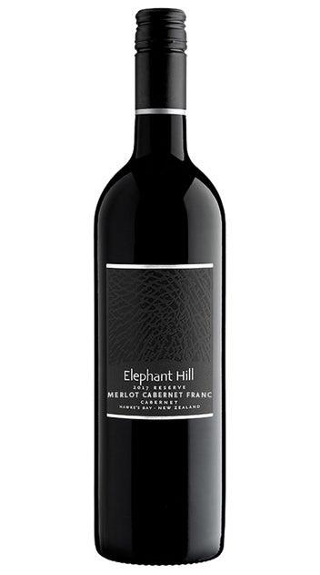2017 Elephant Hill Reserve Merlot Cabernet Franc Cabernet