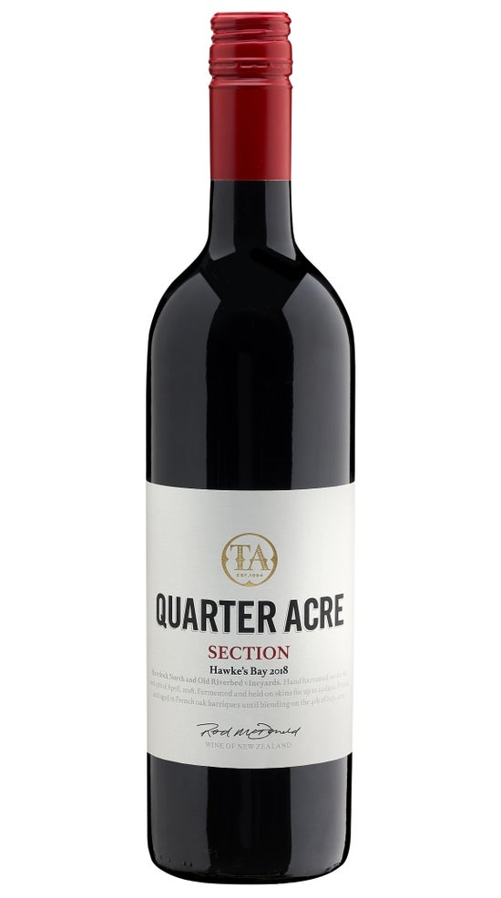 Quarter Acre Section