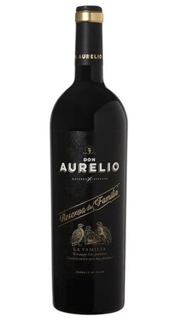 2014 Don Aurelio Reserva de Familia