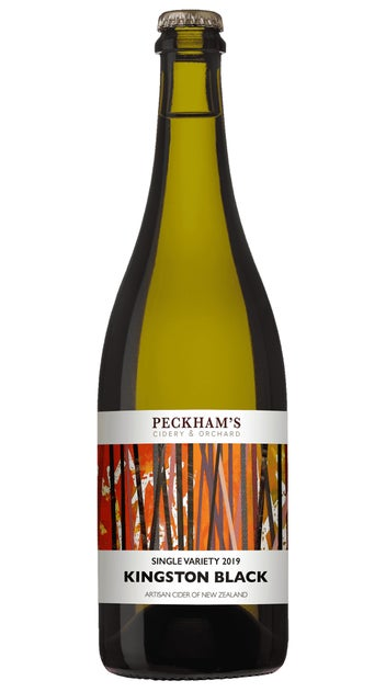 Peckham's Kingston Black 750ml bottle