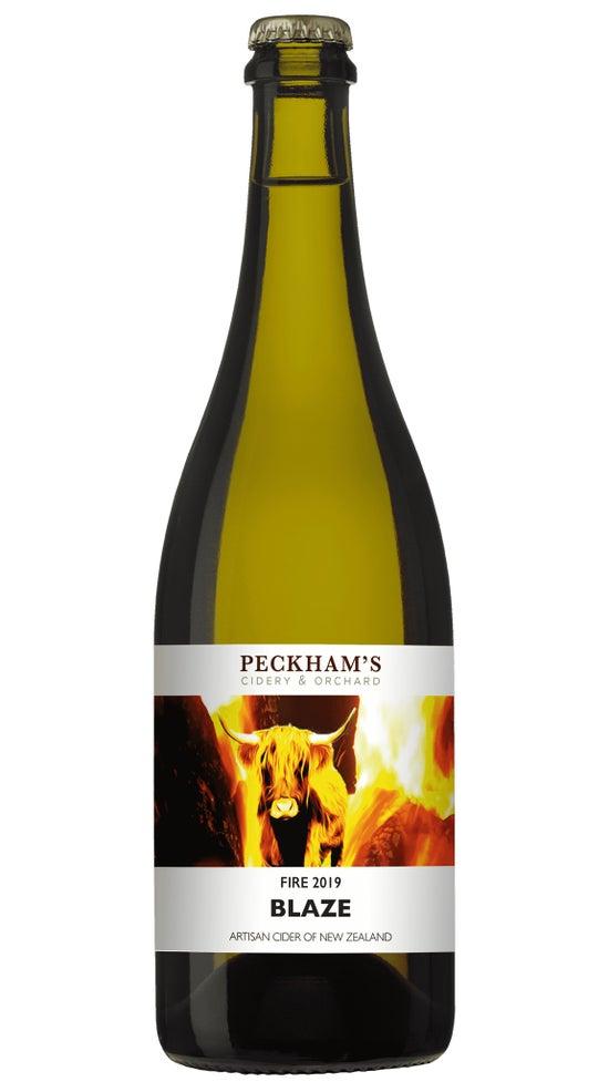 Peckham's Blaze 750ml bottle