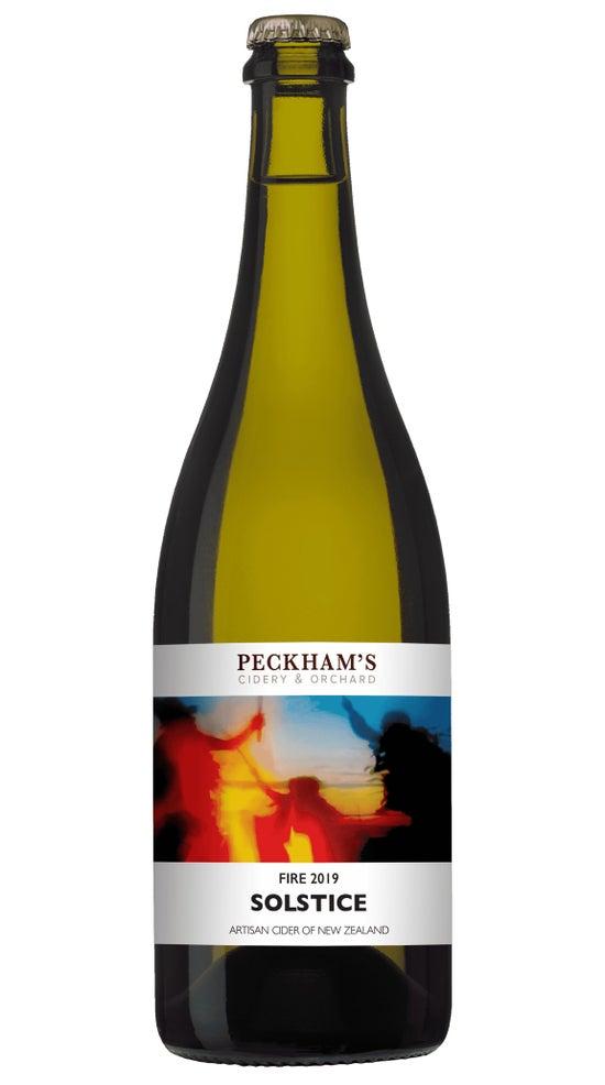 Peckham's Solstice Cider 750ml bottle