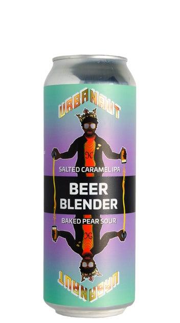Urbanaut Salted Caramel IPA & Baked Pear Beer Blender