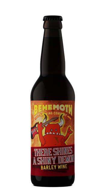 Behemoth There Shines a Shiny Demon Barley Wine 500ml bottle