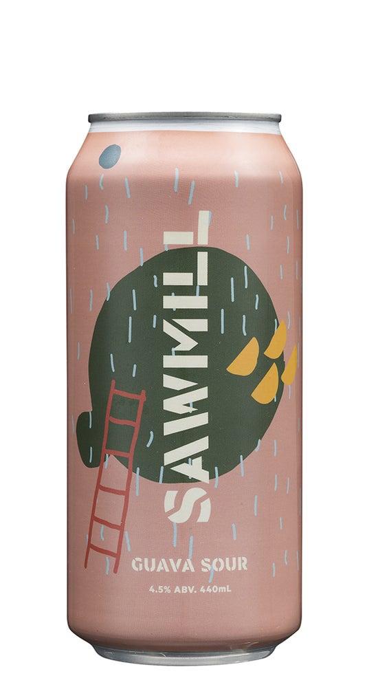 Sawmill Guava Sour 440ml can