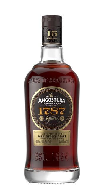 Angostura 1787 Caribbean Rum 700ml bottle