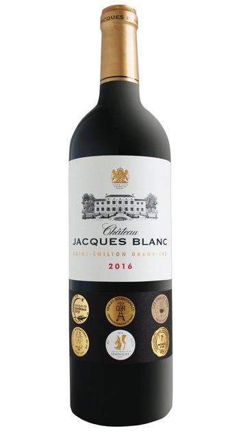 2016 Chateau Jacques Blanc Saint-Emilion Grand Cru