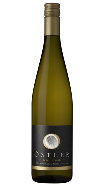 2018 Ostler Lakeside Pinot Gris