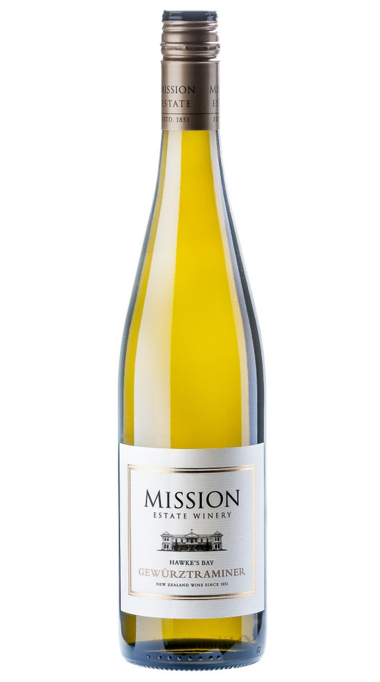 Mission Estate Gewürztraminer