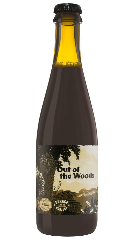 Garage Project Out of the Woods 375ml bottle
